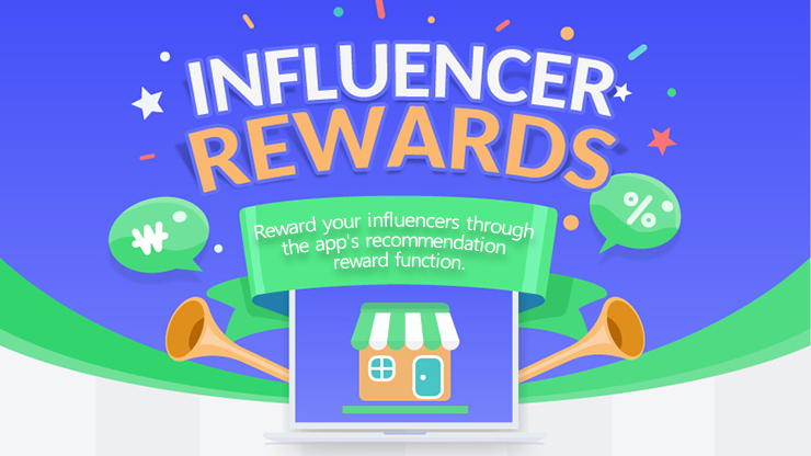 Influencer Rewards